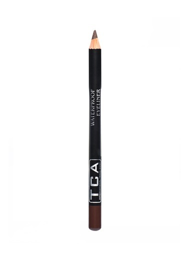 Tca Studio Make Up Waterproof Eyeliner - Dark Brown Kahve